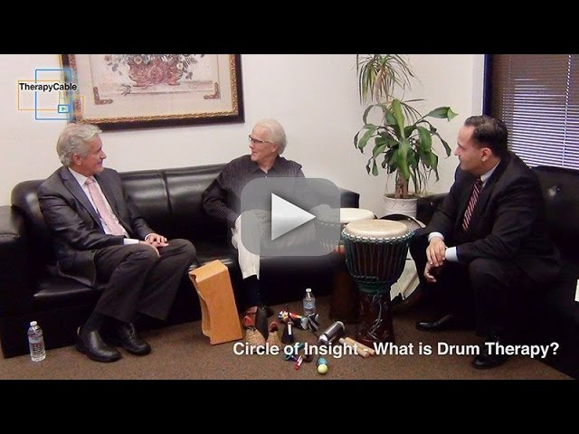What is Drum Therapy?