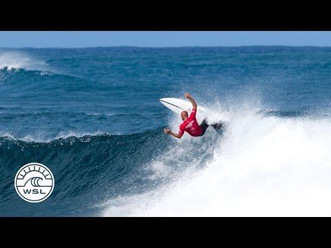 Slater Scores 9 at Hawaiian Pro