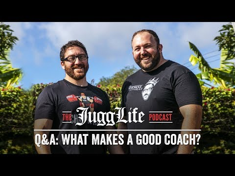 The Jugglife | Q&A #99 | What Makes A Good Coach?