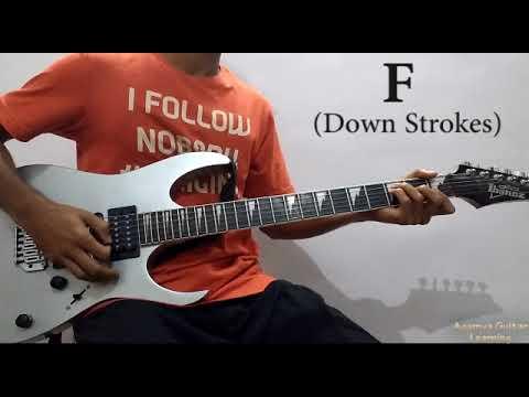 Chan Kitthan(Ayushman Khurana) - Guitar Chords Lesson+Cover, Strumming Pattern,Progressions