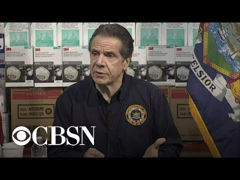 Cuomo on coronavirus: We won't put elderly at risk to boost the economy