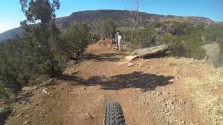 Rock Garden Trail, Palo Duro Canyon