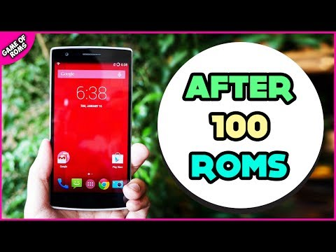 After 100 Custom Roms Revisiting Stock Rom Oneplus One