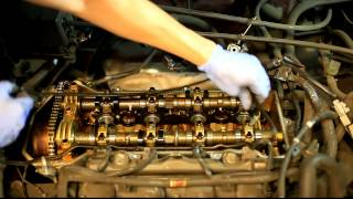 1998-2008 Toyota Corolla Valve cover gasket remove and install