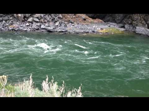 Wind River Canyon Scenic Byway - Video Preview of the River and Canyon (Wyoming)