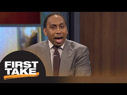 Stephen A. on Isaiah Thomas speaking out: 'He should've been more accurate' | First Take | ESPN