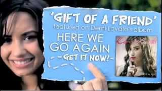 Demi Lovato - Gift Of A Friend