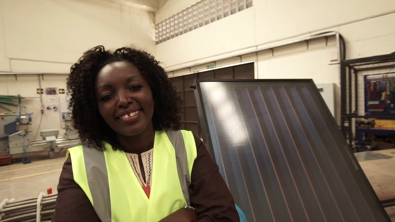 This Is What It's All About: Boosting Renewable Energy in Africa