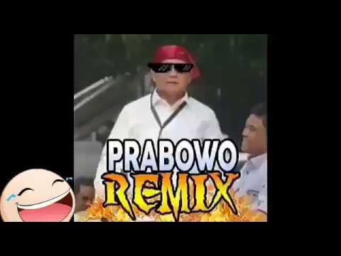 PRABOWO || Dj Prabowo Lucu Remix