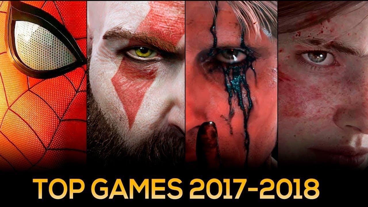 Top 25 Mejores Juegos 2017 2018 E3 2017 Ps4 Xbox One Pc Youtube