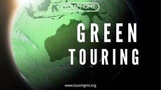 Tour Management: Green Touring