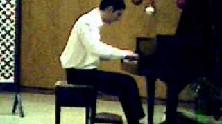Beethoven, Sonate sol M op31 no 1, 2e mouvement Adagio grazioso, Rémi Croteau
