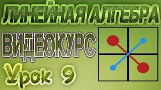9. Алгебраическая форма записи комплексного числа