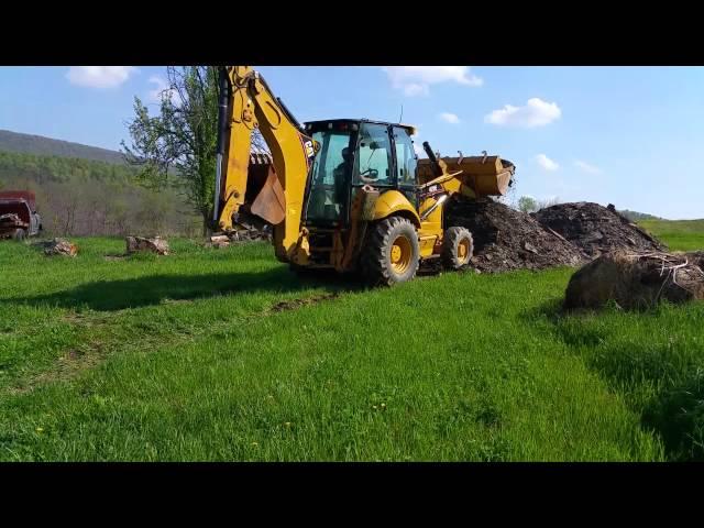 Caterpillar 420e Backhoe Loader Tractor | Caterpillar