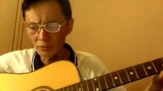 LOUIS黃世勇(奎凱)吉他彈唱【盃さかずき】北島三郎 (冷霜子-日文原曲)