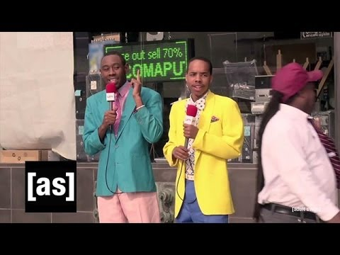 People Play-by-Play | Loiter Squad | Adult Swim
