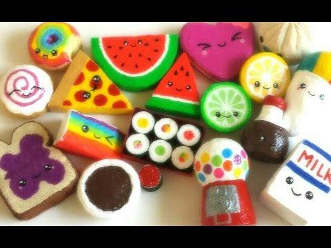Homemade Squishy Tags : Kawaii Shop Update ~ iBloom Squishy !! FunnyCat.TV