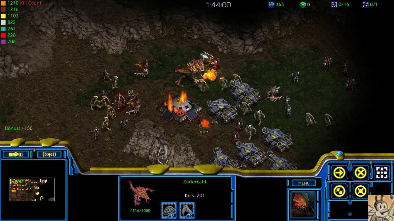 StarCraft - Aeon of Strife