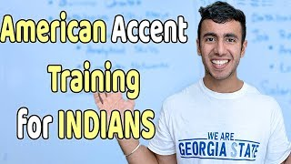American Accent Training for Indians | IELTS / TOEFL Prep