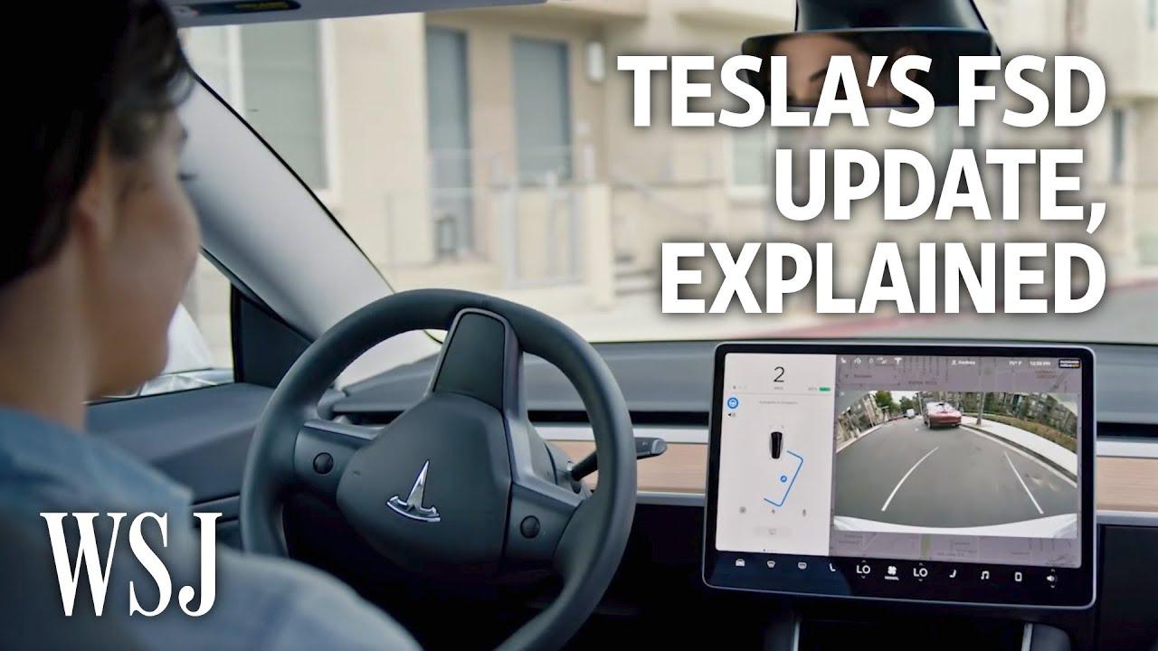 Download Tesla Prepares for Wider Release of Its Driver-Assistance Software   WSJ