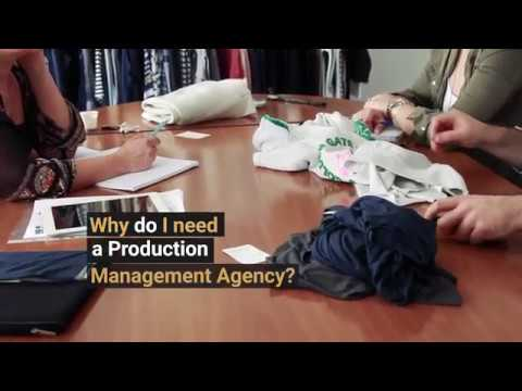Why do I need a production Management Agency