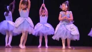 5 year old Tara's Dance Recital - 2008