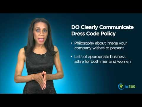 Dress For Success Dos And Donts For Workplace Dress Codes