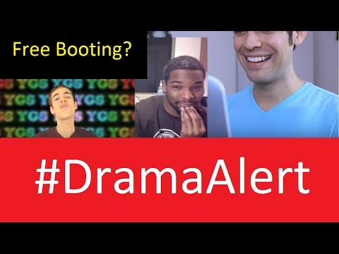 JacksFilms Vs Jinx Debate #DramaAlert Are Reaction Videos Free Booting?