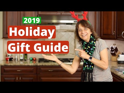 Holiday Gift Guide 2019 | All Gifts Well Under $50 | Rockin Robin Cooks