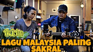 lagu Malaysia paling sakral | SUCI DALAM DEBU - IKLIM ( COVER BY AMRINAL RASADI )