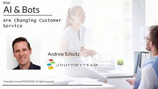 AI and Bots Changing Customer Service | Microsoft Partner | Dynamics 365 thumbnail