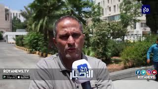 """""""ذبحتونا"""" تنفذ وقفة احتجاجية أمام المجلس الوطني لحقوق الإنسان"""