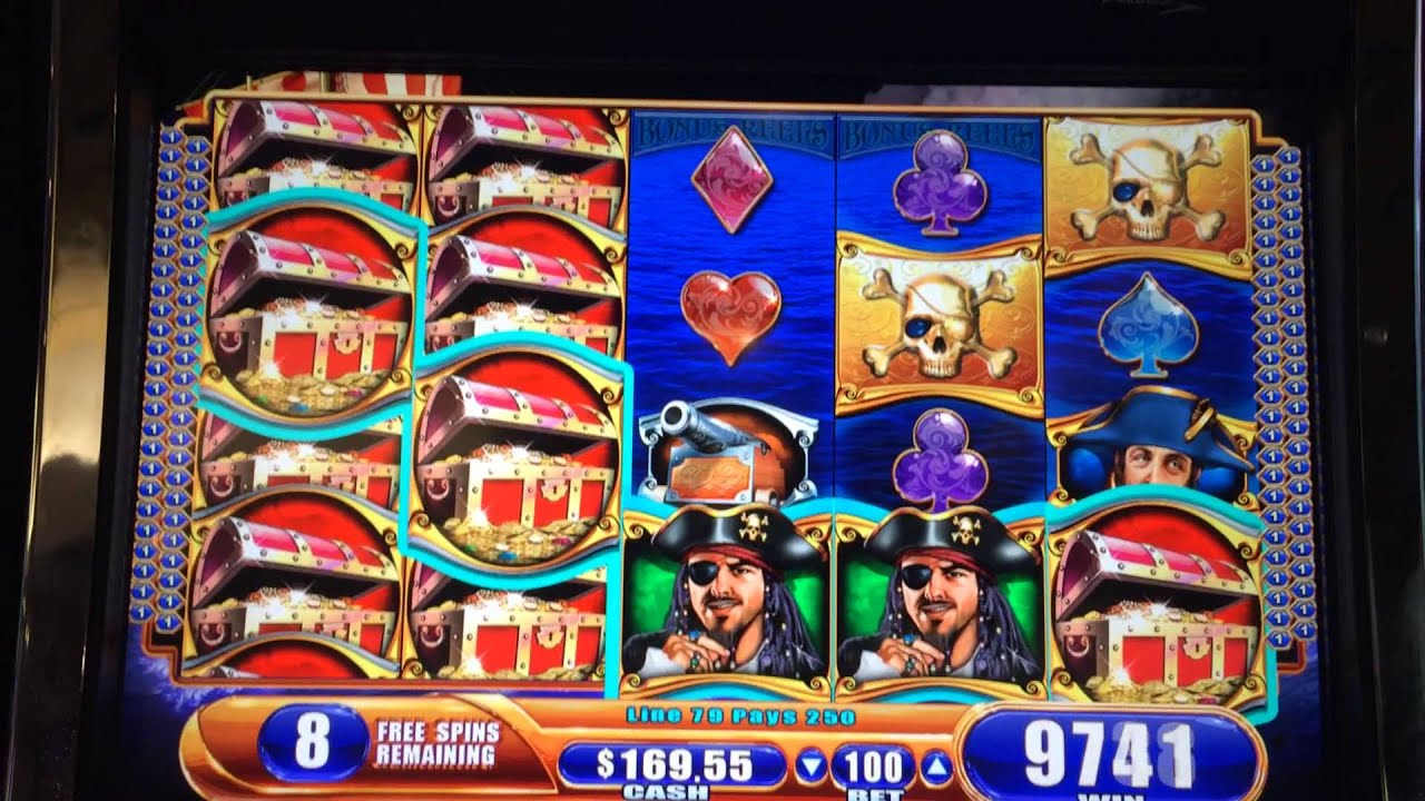 Pirate Ship Slots