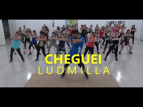 Ludmilla - Cheguei - Coreografia l Cia Art Dance e Zes Ricardo Carvalho l Zumba®