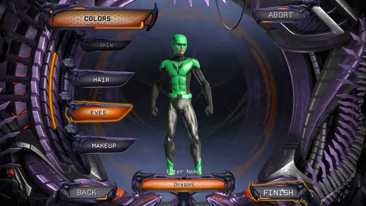 dragonfly man superhero character creation dc universe