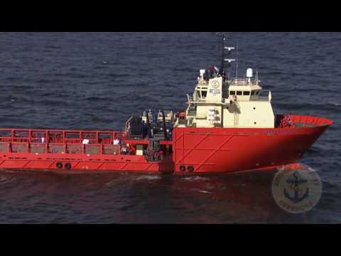 M V Alyssa Chouest Sea Trials