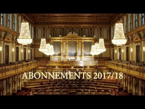 Die Saison 2017/18 im Wiener Musikverein