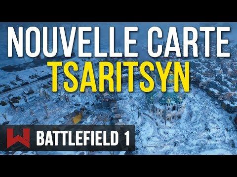 NOUVELLE CARTE : TSARITSYN l Battlefield 1 In The Name Of The Tsar