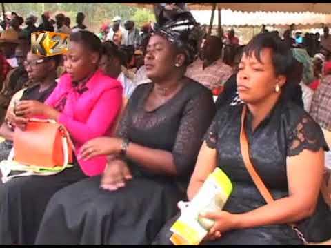 Narok Jubilee leaders condemn Raila's oathing