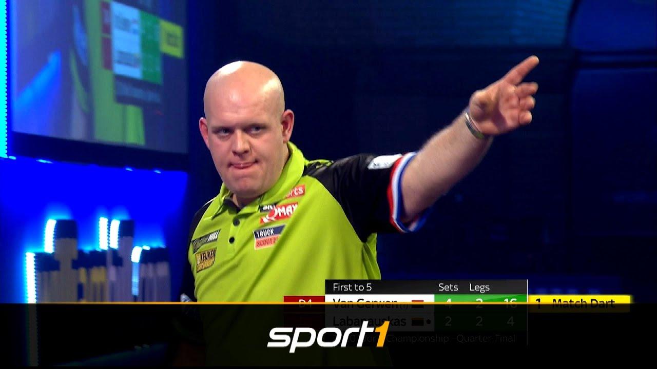 Sport1 Darts Wm