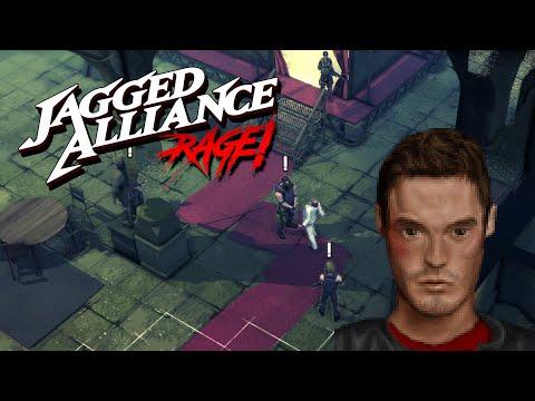 Jagged Alliance: Rage - Ending | Elliot's Castle is Canceled! |