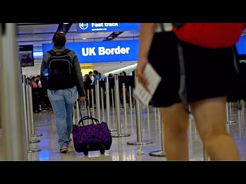 Record number of EU migrants arrive in UK