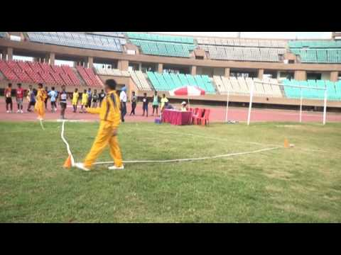 20TH  ASISC  Zonal Athletic Meet 2016 hosted by METAS SDA School, Bariatu, Ranchi -DVD- 03- Part 1