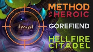 Method vs Gorefiend Heroic