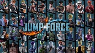 [4K-UHD-PS4]Jump大亂鬥-Jump force-全角色必殺招式集(修正畫質版)