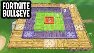 BULLSEYE BUGGY DART MINI-GAME! - Fortnite: Battle Royale Playground (Nederlands)