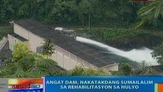 NTG: Level ng tubig sa Angat Dam, nananatiling normal sa kabila ng pag-ulan