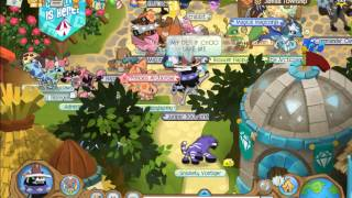 ONLINE DATING ON ANIMAL JAM!!!! | Clydesdaleyoke (Read DESCRIPTION)