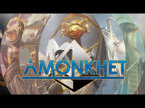 Drafting AMONKHET - BEST Commons/Uncommons!
