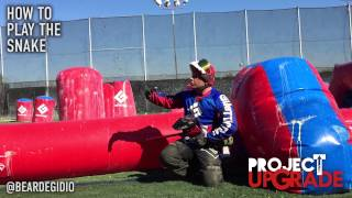 Paintball // How to Play the Snake by Bear DEgidio // Project Upgrade